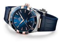 オメガの腕時計「コンステレーション」新作、ポリッシュ仕上げベゼルの洗練されたデザイン - スーパーコピーブランド通販サイトpapa2018.com