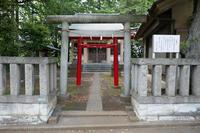 稲荷諏訪合神社(石神井町5) - Fire and forget