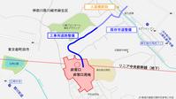リニア中央新幹線[片平/能ヶ谷非常口]工事用道路建設開始 - 俺の居場所2(旧)