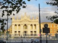 ローマ、映画ロケ地めぐり「ローマの休日♪④」2020① ~ カット8 ~ - 「ROMA」在旅写ライターKasumiの 最新!ローマ ふぉとぶろぐ♪