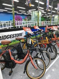『自転車が・・売れてるんだそうな・・ヨド、行って来ました!』 - NabeQuest(nabe探求)