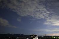 やっと撮影成功!ネオワイズ彗星 - お手軽天体写真