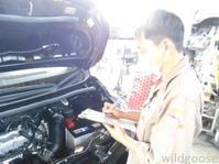 ZRR80Gヴォクシー入庫チェック中(o^O^o) - ★豊田市の車屋さん★ワイルドグース日記