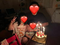 主人の誕生日①〜前夜祭編〜 - ピアノ教室日記♪