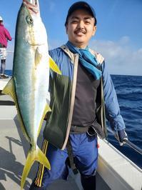 キャスティングジギングタイラバSLJ - 五島列島 遊漁船 MANA 釣果情報 ヒラマサ キャスティング ジギング