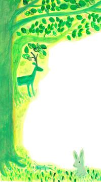 森の入り口 - 山崎綾子の心に美味しいあれこれ