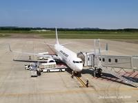 ◆ 北海道爆走 3,000km、その23「とかち帯広空港」へ(2020年7月) - 空とグルメと温泉と