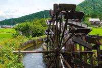 新野の水車 - マクロフォトトラベラー by PlumCrazy