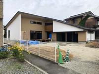 須坂の曲り家の内覧会のお知らせ - 安曇野建築日誌