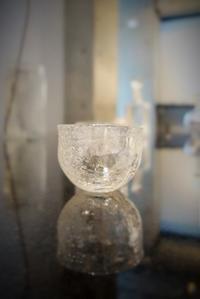 荒川尚也 ガラス展ー石に咲く花ー 開催中です - 工房IKUKOの日々