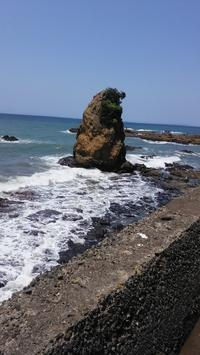 立石海岸散策 - Sachikoのハッピーライフ~音楽人生