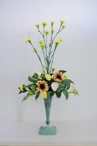 7月のNHK文化センター普通科の花はファウンテン - クレッセント日記