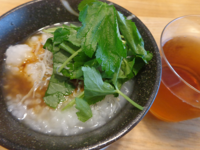 お粥、トーストとマーマレード - Hanakenhana's Blog