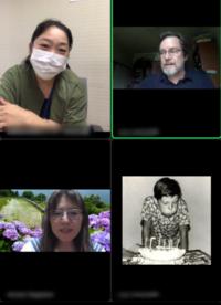 【5名参加♪】7月22日のオンライン英会話! - 長崎大学病院 医療教育開発センター  医師育成キャリア支援室