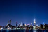 ネオワイズ彗星② 2020 - Triangle NY