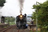 停車時間- 2020年梅雨・真岡鉄道 - - ねこの撮った汽車