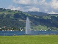 ツーク州のエーゲリゼー湖畔にて - ヘルヴェティア備忘録―Suisse遊牧記