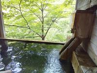 湯ぢから峩々温泉(1) - 到着&客室編 - Pockieのホテル宿フェチお気楽日記III