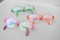 まあるいフォルムがかわいい!TOMATO GLASSESTKBCシリーズ - メガネのノハラ イオン洛南店 Staff blog@nohara