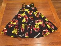 "HYSTERIC MINI ""PUFFY MINI総柄BABYワンピース""【NO,10234162-14】 - LOB SHOP"
