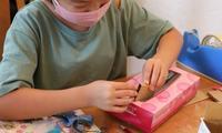 おもしろ貯金箱作り - 大阪府池田市 幼児造形教室「はるいろクレヨンのブログ」