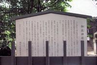 下石神井御嶽神社 - Fire and forget