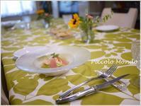 7月のCooking Classが終了しました♪ - Romy's Mondo ~料理教室主宰Romyの世界~