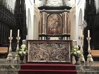 大聖堂のアレンジと独立記念日 - ベルギー王国 のチョコレート日記