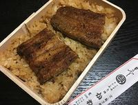 折詰だけど「うな丼」 - Kyoto Corgi Cafe
