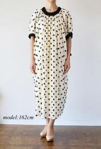 leur logette(ルールロジェット)のモチーフ刺繍ドレスも 再値下げ - jasminjasminのストックルーム