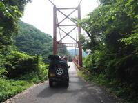 2020.06.21 酷道418旅足橋 - ジムニーとハイゼット(ピカソ、カプチーノ、A4とスカルペル)で旅に出よう
