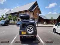 2020.06.21 杉原千畝記念館 - ジムニーとハイゼット(ピカソ、カプチーノ、A4とスカルペル)で旅に出よう