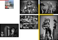 """2019年5月4日、コスプレバイカー中央広場に大集結する(ウラジオストクの写真家展その28) - ニッポンのインバウンド""""参与観察""""日誌"""