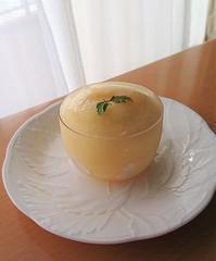 今日のおやつは、五感のケーキ@北浜 - カステラさん