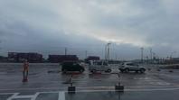 北海道上陸4日目秋田港〜苫小牧東港 - 空の旅人