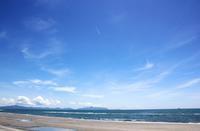 真夏の浜辺の波の音! - じじい見習いtroutのアウトドアライフ