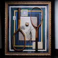 【Collage:Tennis racket 】u0055 - UZU