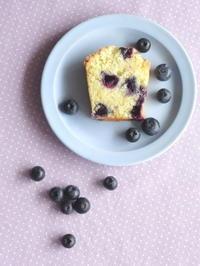 ブルーベリーのパウンドケーキ - Baking Daily@TM5