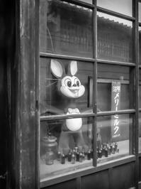 関宿 3 - モノクロ写真をアップする!