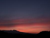 赤城山の朝焼け (2020/7/20撮影) - toshiさんのお気楽ブログ