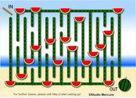 迷路-111/Maze-111/Labyrinthe-111 - セルリカフェ / Celeri Café