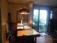 今日の事務所 - 平野部屋