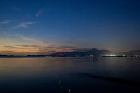 ネオワイズ彗星ホタルの光添え - **photo cafe**