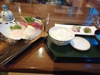 那珂湊でディナーを - 新丸子の不動産屋、 マンション管理士です