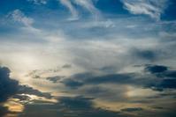 再び彩雲g - 雲空海