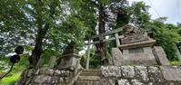 八幡神社@福島県鮫川村 - 963-7837