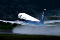 心地良い言葉の響き「雨の空港」 - スポック艦長のPhoto Diary