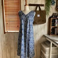 夏のエプロンドレス - Flora 大人服とナチュラル雑貨
