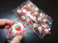 ホワイトチョコイチゴ - NATURALLY