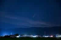 ネオワイズ彗星 - びっと飴
